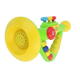 My Little Trumpet Children's Musical Instrument Toy Trumpet