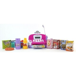 Mini-Cashier Battery Operated Toy Cash Register