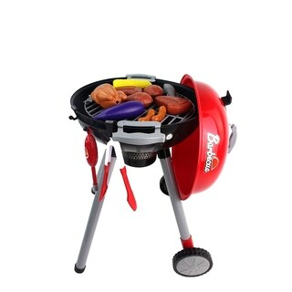Sizzling Barbecue Children's Toy BBQ Grill Pretend Play Playset
