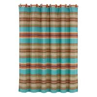 HiEnd Accents Serape HiEnd Accents Shower Curtain, 72x72