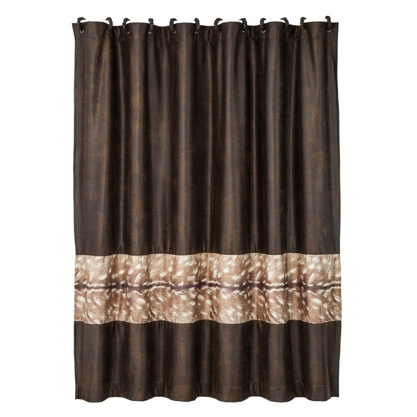 Axis Design Shower Curtain 72x72