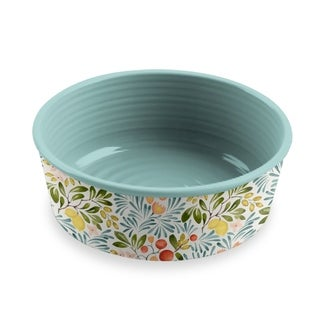 Country Orchard Medium Pet Bowl