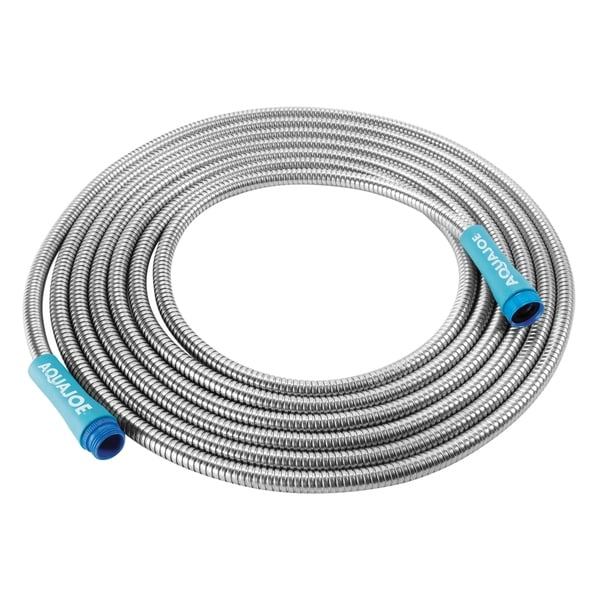 Sun Joe AJSGH25 25Ft Stainless Steel Garden Hose