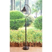 Seaport Oil Rubbed Bronze 60-inch Outdoor Floor Lamp