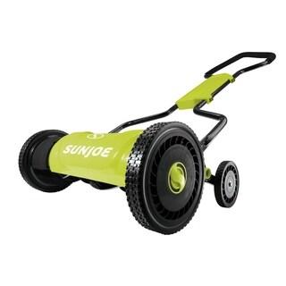 Sun Joe MJ1800M Quad-Wheel Manual Mower