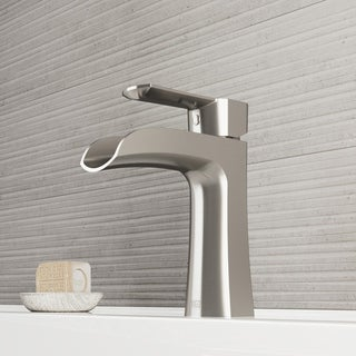Buy Waterfall Bathroom Faucets Online At Overstock Com Our Best
