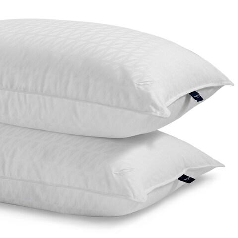 Nautica Ultra-Luxe Down Alternative Pillow (Set of 2) - White