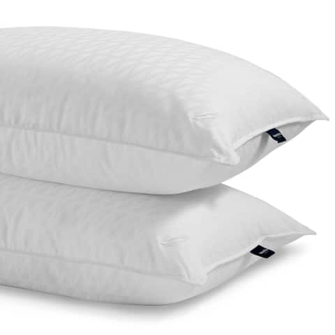 Nautica Ultra-Luxe Down Alternative Pillow (Set of 2) - White