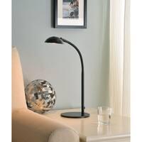 """Rudi 26"""" LED Desk Lamp - Black"""