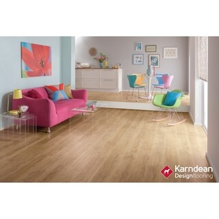 Canaletto by Karndean Designflooring - Blonde Oak Waterproof Locking LVT