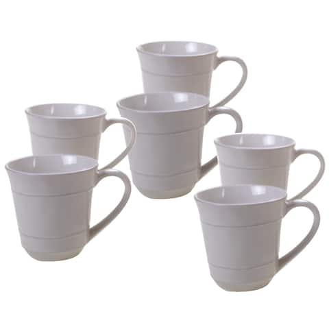 53fa57eb349 Buy Solid Mugs Online at Overstock | Our Best Dinnerware Deals