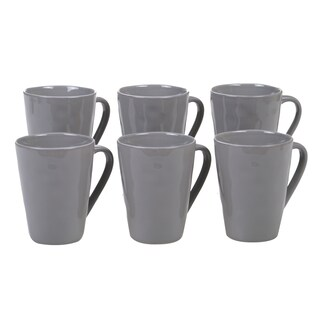 Certified International Harmony 15-ounce Mugs (Set of 6)