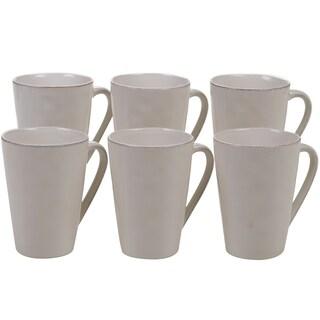 Certified International Harmony 15-ounce Mugs (Set of 6)