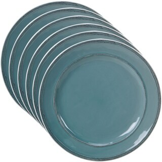 Certified International Orbit Salad Plates (Set of 6)