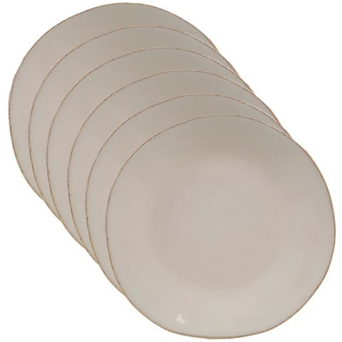 Certified International Harmony Salad Plates (Set of 6)