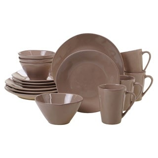 Certified International Harmony 16-piece Dinnerware Set