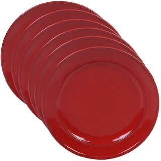 Certified International Orbit Dinner Plates (Set of 6)
