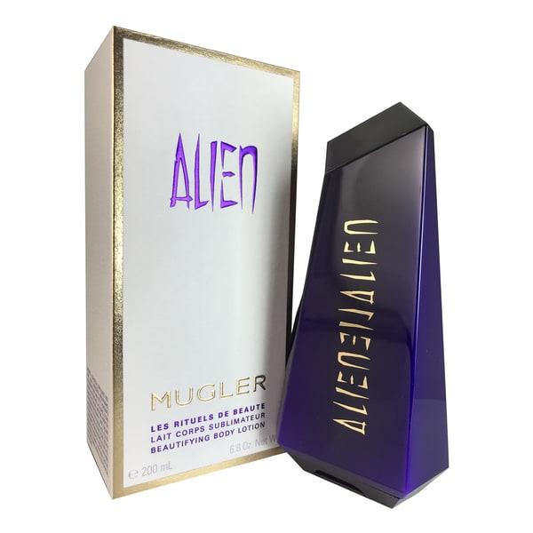 Alien Thierry Mugler 6.8-ounce Beautifying Body Lotion
