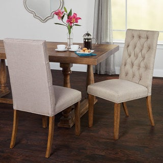 LIfestorey Maxine Parsons Dining Chairs (Set of 2)