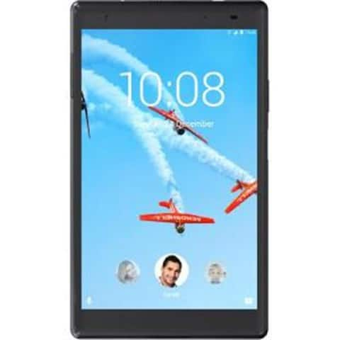 """Lenovo Smart Display SD-8501F ZA3R0001US Tablet - 8"""" - 2 GB RAM - 4 GB Storage - Android Things - White, Bamboo, Soft Touch Gra"""