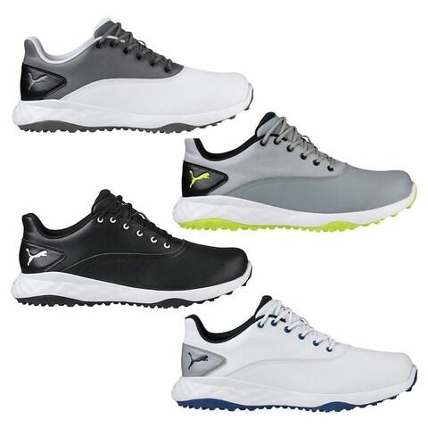 PUMA Grip Fusion Spikeless Golf Shoes 2018