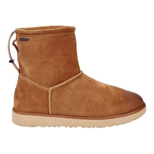 9364739c00a Men's UGG Classic Toggle Waterproof Boot Chestnut Burnished Suede