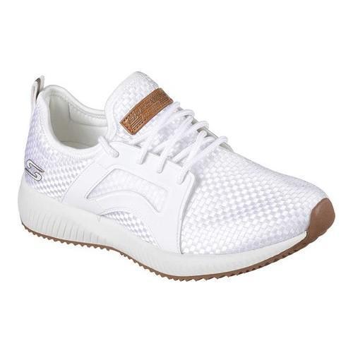 ffdebb34769a79 Shop Women s Skechers BOBS Squad Insta Cool Sneaker White - Free ...