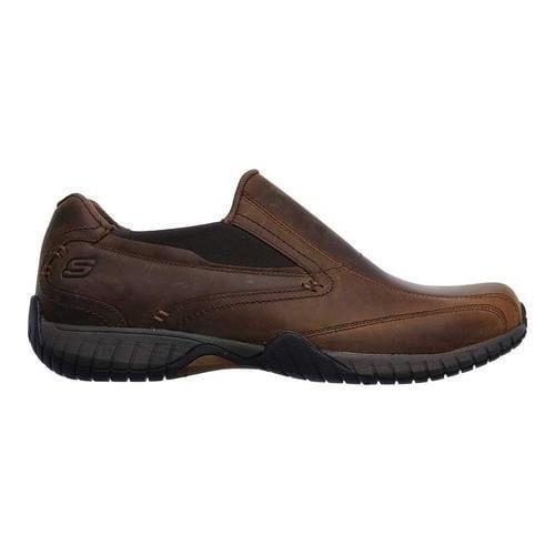 321c67f29c1b Shop Men s Skechers Sendro Bascom Slip-On Brown - Free Shipping ...