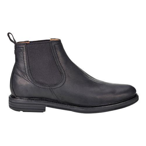 Men's UGG Baldvin Chelsea Boot Black Full Grain Leather