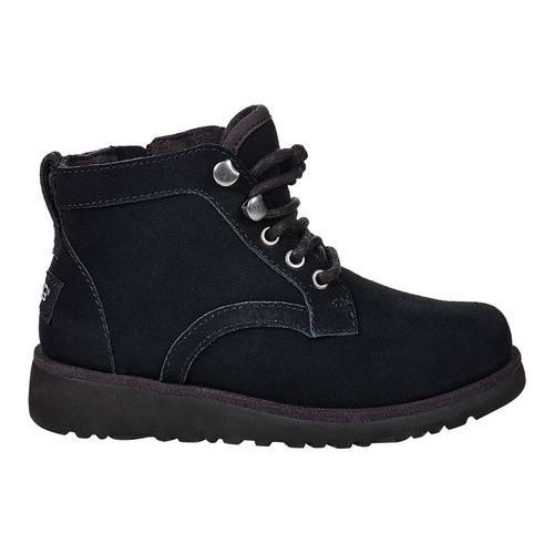 Children's UGG Banan Boot Black Suede
