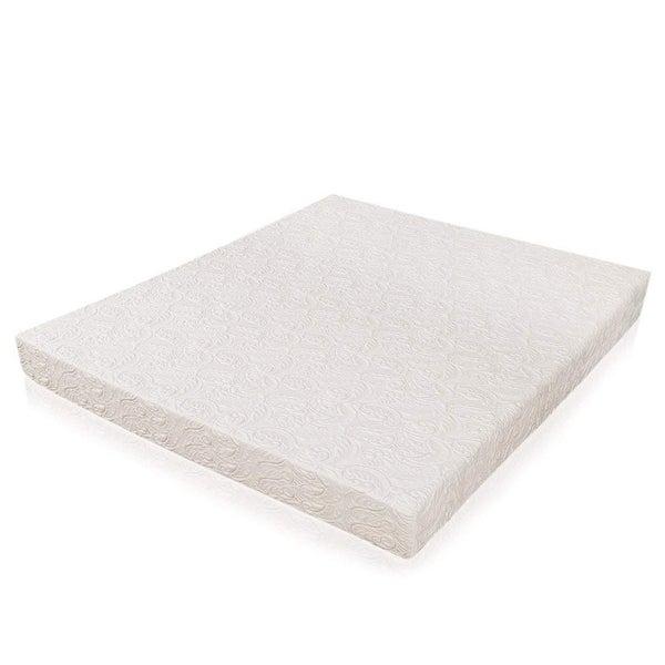 Shop Cr Sleep 5 Inch Twin Size Memory Foam Mattress On Sale Free