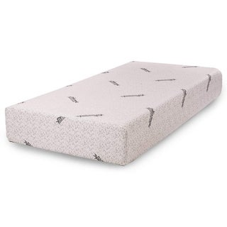 Cr Sleep 10-inch Twin-size Memory Foam Mattress with AirCell Technology