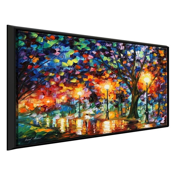 Eternity ' by Leonid Afremov Framed Oil Painting Print on Canvas
