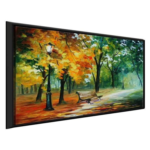 Imaginings ' by Leonid Afremov Framed Oil Painting Print on Canvas