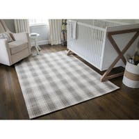 "Erin Gates by Momeni Marlborough Charles Hand-woven Wool Area Rug - 3'6"" x 5'6"""
