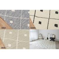 "Erin Gates by Momeni Thompson Appleton Hand-woven Wool Area Rug - 5' x 7'6"""