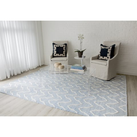 Erin Gates by Momeni Langdon Prince Hand-woven Wool Area Rug