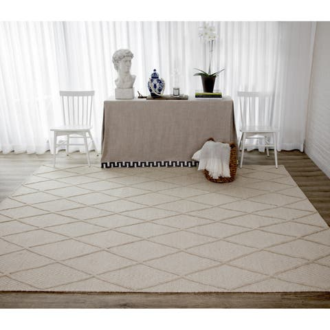 Erin Gates by Momeni Langdon Spring Hand-woven Wool Area Rug