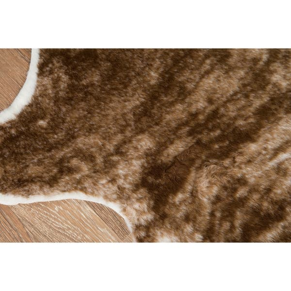 Erin Gates By Momeni Acadia Animal Print Faux Hide Area Rug On Sale Overstock 20504331
