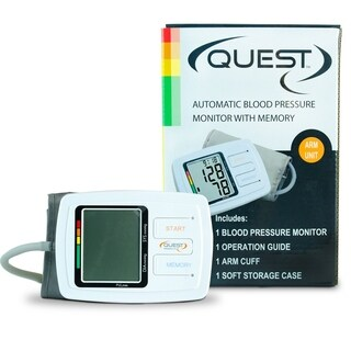 Blood Pressure Monitor Arm Cuff By Quest