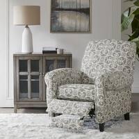Madison Park Oscar Grey Recliner Chair
