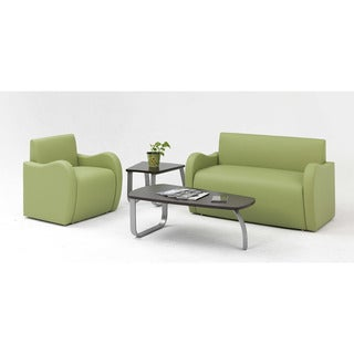 Ergocraft Synergy Collection Modern Magazine Coffee Table
