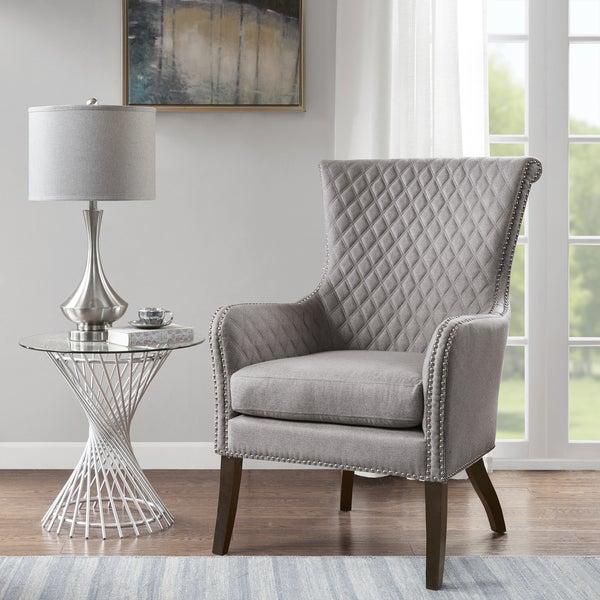 Perfect Grey Accent Chairs Decoration