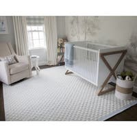"Erin Gates by Momeni Langdon Windsor Hand-woven Wool Area Rug - 8'6"" X 11'6"""