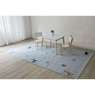 Erin Gates by Momeni Thompson Porter Hand-woven Wool Area Rug