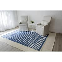 Erin Gates by Momeni Thompson Billings Hand-woven Wool Area Rug (2' x 3') - 2' x 3'