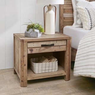INK+IVY Sonoma Natural Nightstand