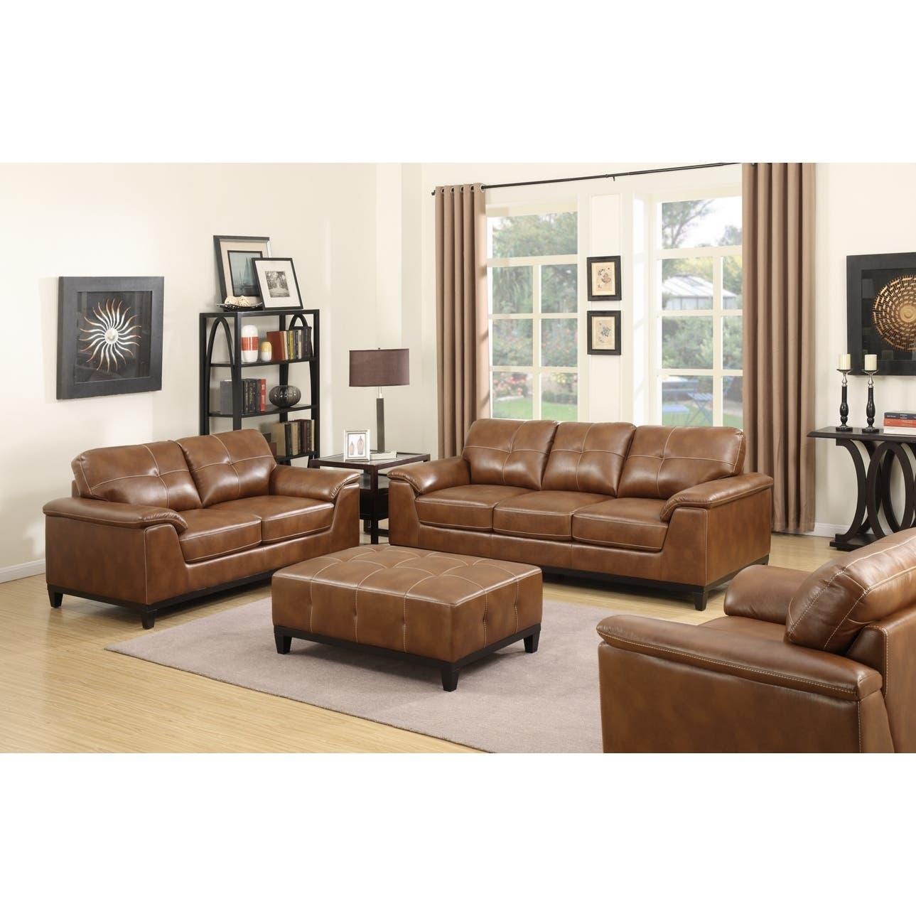 Buy Living Room Furniture Sets Online At Overstock.com
