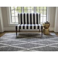 Erin Gates by Momeni River Beacon Indoor Outdoor Hand-woven Area Rug