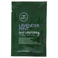 Paul Mitchell Tea Tree Lavender Mint 0.68-ounce Deep Conditioning Mineral Hair Mask
